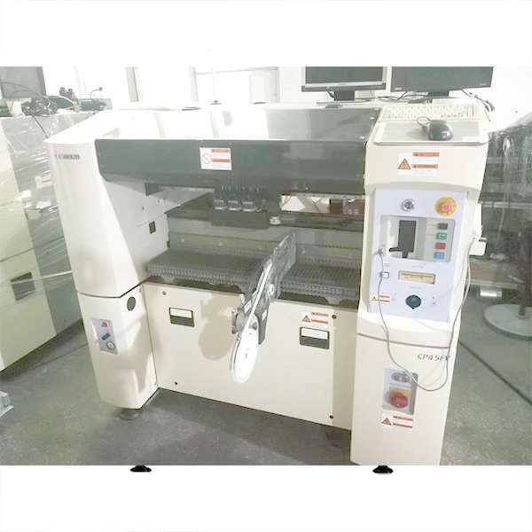SAMSUNG CP45FV PICK AND PLACE MACHINE