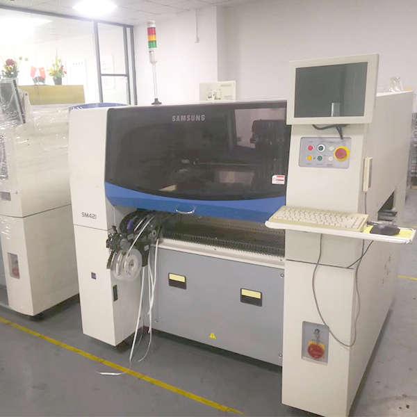 SAMSUNG SM421 PICK AND PLACE MACHINE