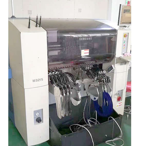 Samsung sm321s pick and place machine