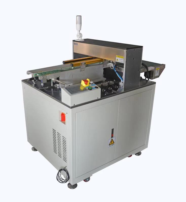 Semi-auto pcb cutting machine