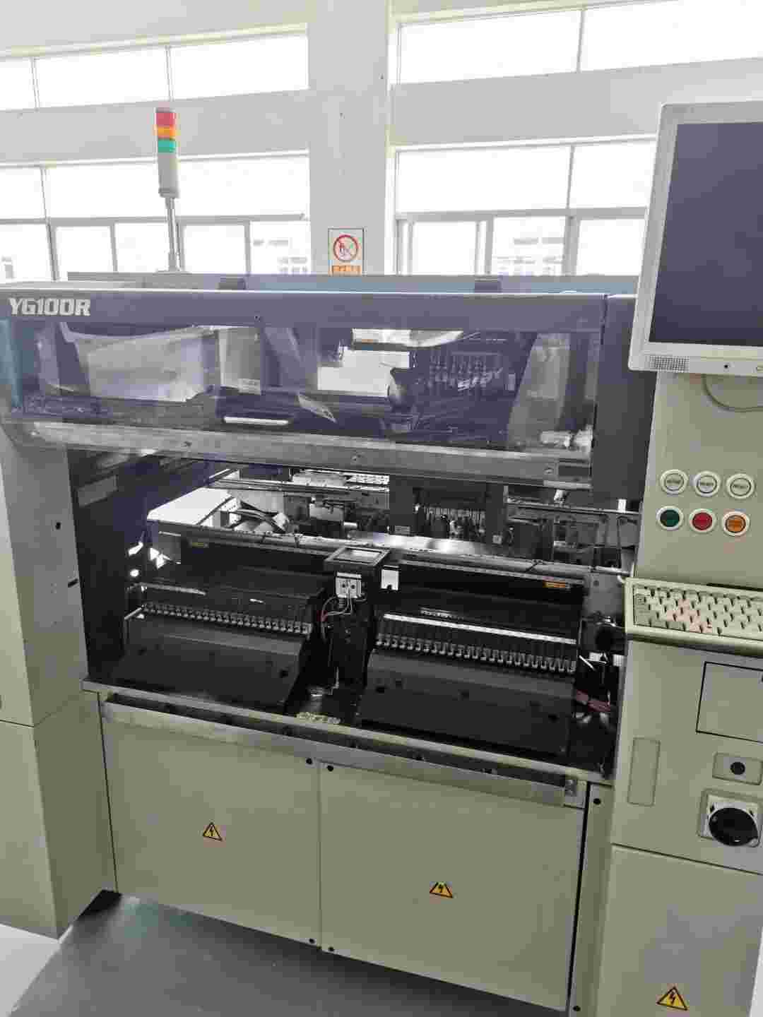 Used SMT Pick And Place Equipment