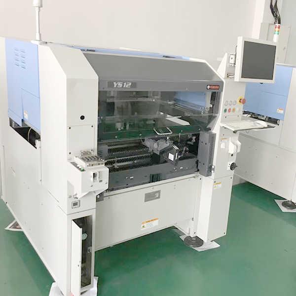 YAMAHA YS12 SMD Assembly Machine1