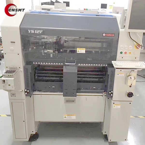 YAMAHA YS12F SMD Assembly Machine1