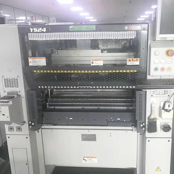 YAMAHA YS24 SMD Assembly Machine1