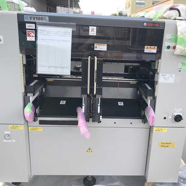 YAMAHA Yv100xg SMD Assembly Machine1