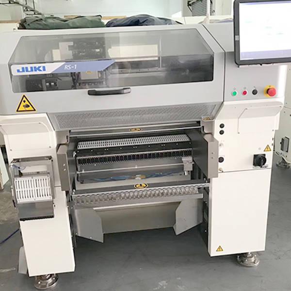 juki rs-1 chip mounted machine