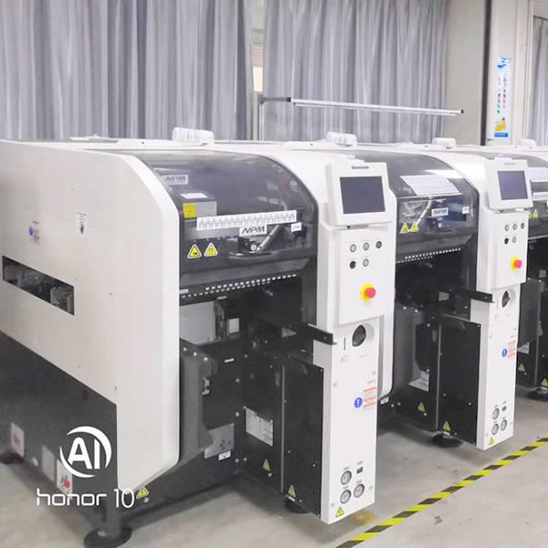 panasonic npm chip mounted machine