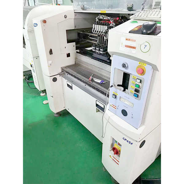 samsung cp45fv used pick and place machine