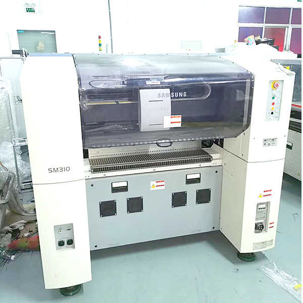 samsung sm310 used pick and place machine1