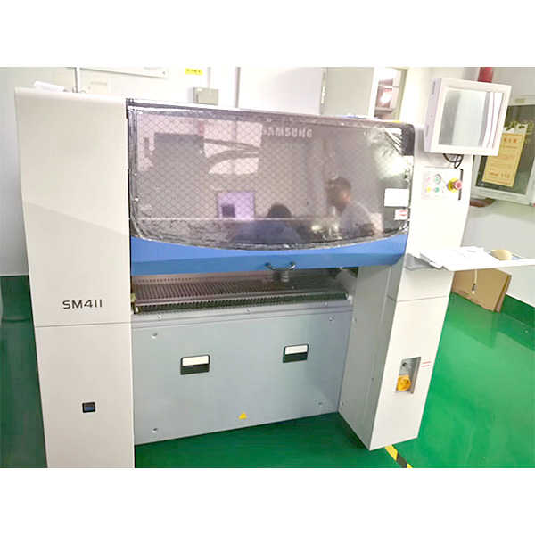 samsung sm411 used pick and place machine