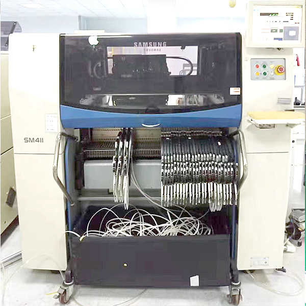 samsung sm411 used pick and place machine2