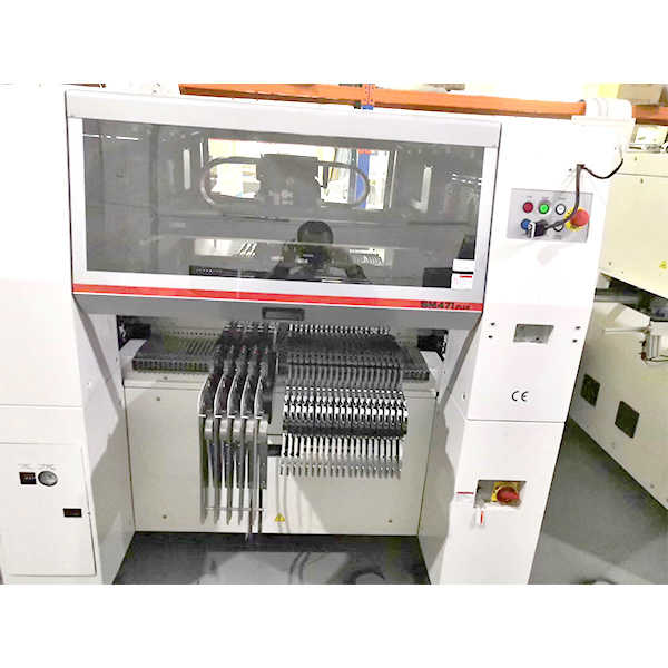samsung sm471plus used pick and place machine