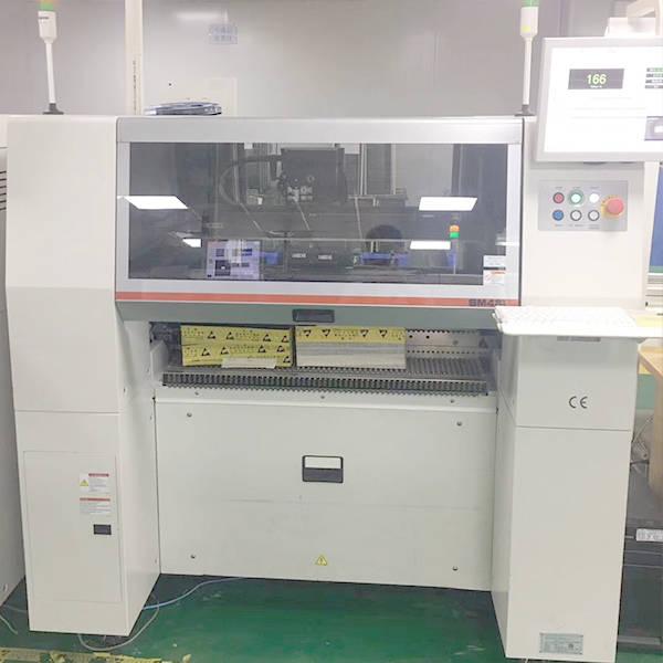samsung sm481 chip mounted machine