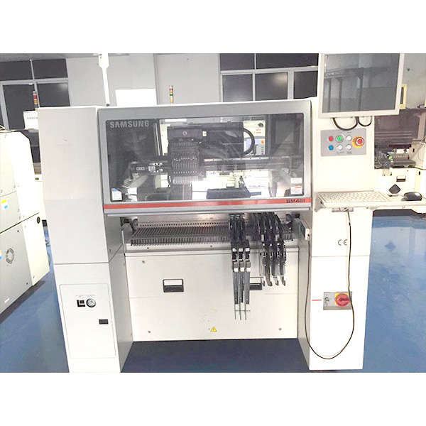 samsung sm481 used pick and place machine1