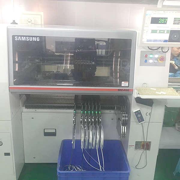 samsung sm482 pick and place machine