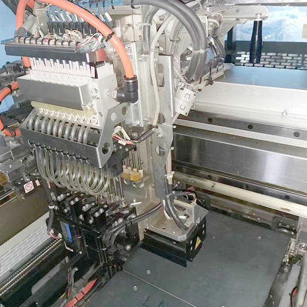 yamaha ys24 chip mounted machine3
