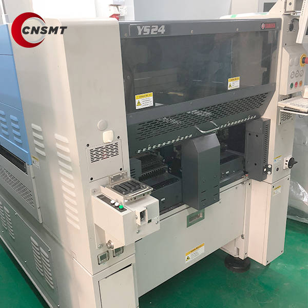 yamaha ys24 smt equipment