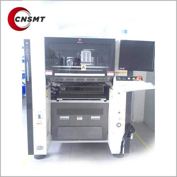 Mirae MX400 Pick and place machine2