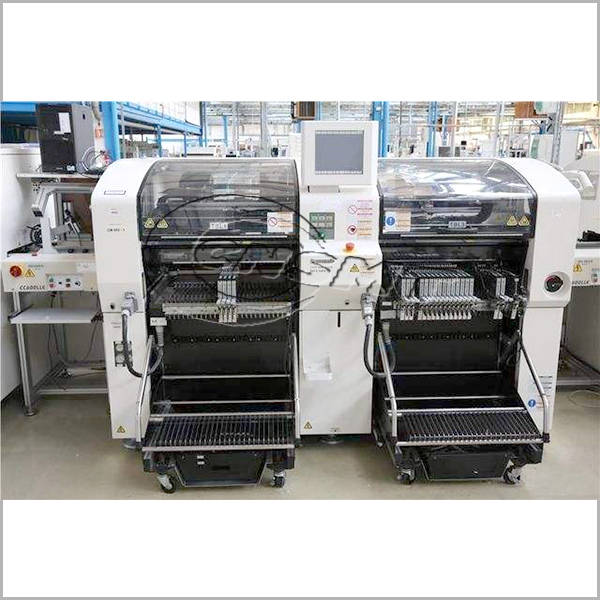PANASONIC CM602 SMD MACHINE5
