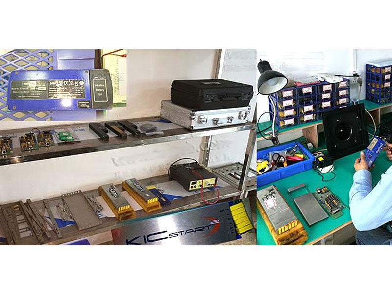 repair reflow oven temperature profile