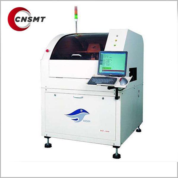 smt solder paste printing machine