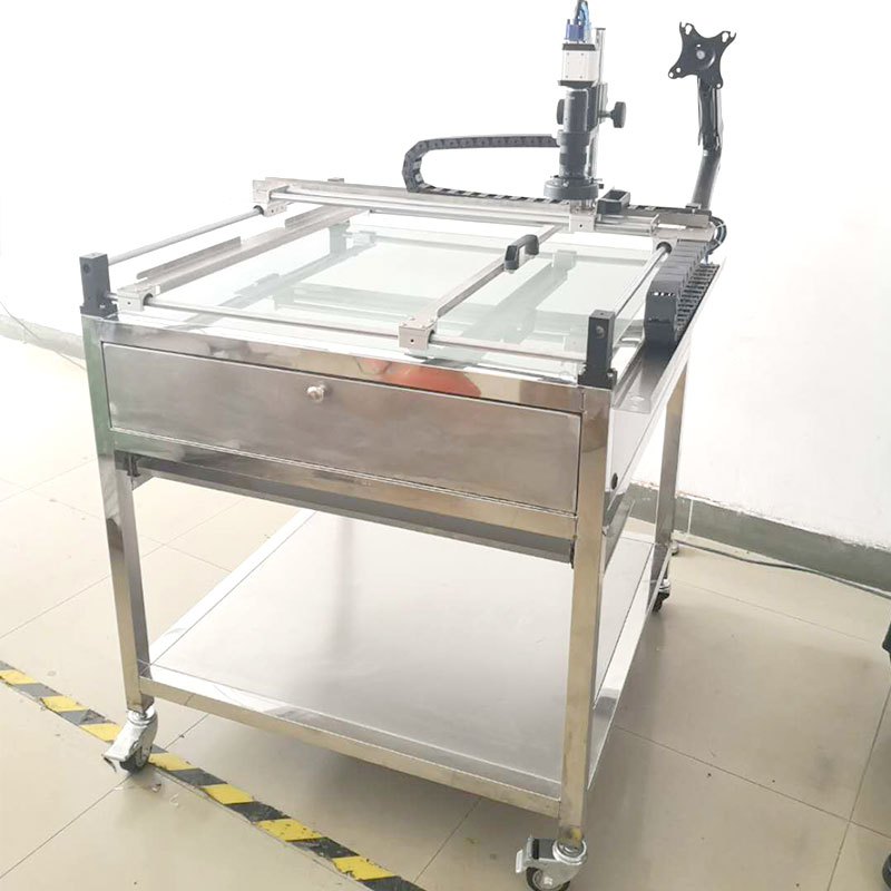 Stencil-Inspection-Machine
