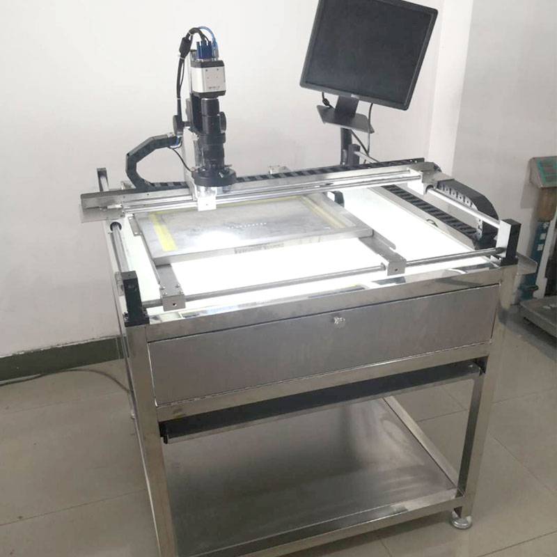 Stencil-Inspection-table